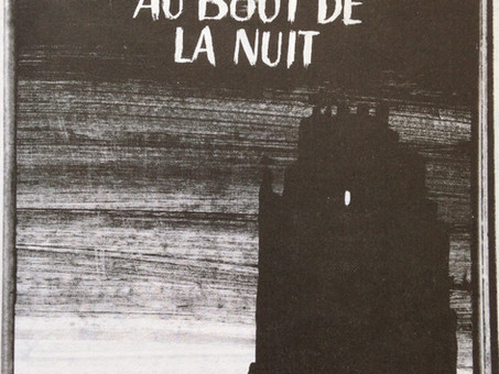 """""""Le cinéma"""" (Voyage au bout de la nuit, L.F. Céline)"""
