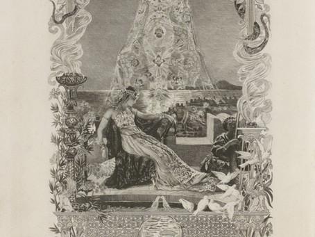 Salammbô: Hymne à la lune (par Gustave Flaubert)
