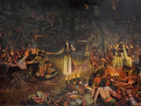 """""""Salammbô"""": Le festin (par Gustave Flaubert)"""