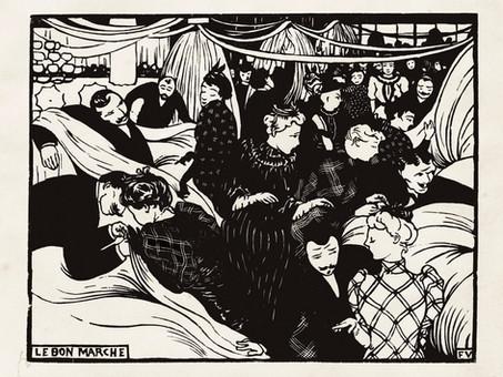 """Émile Zola : """"Au Bonheur des Dames"""""""