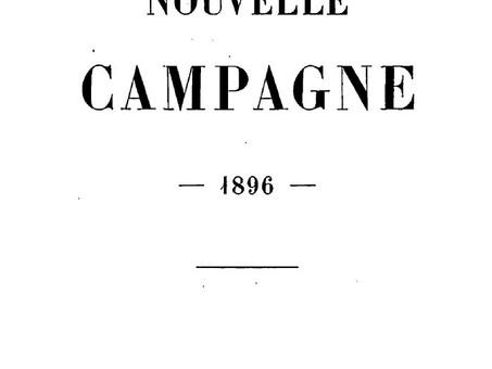 """""""Le crapaud"""", par Emile Zola"""