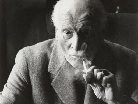Carl Jung's Persona: Behind the Mask