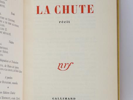 """""""La Chute"""", par Albert Camus"""