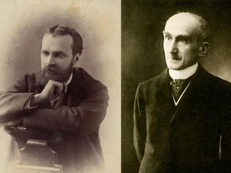 William James: Letters to Henri Bergson