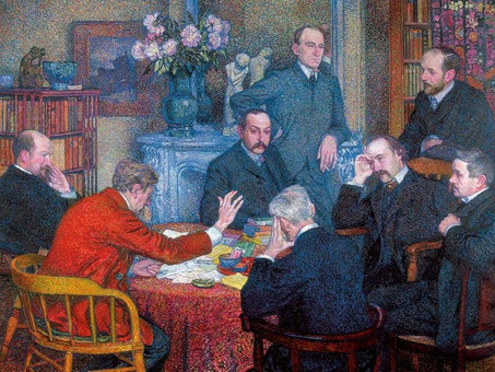 La Lecture (1903)