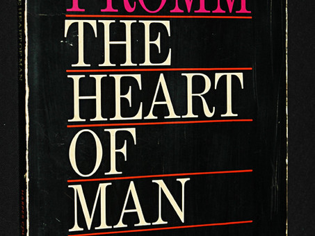"""""""Man — Wolf or Sheep ?"""", by Erich Fromm"""