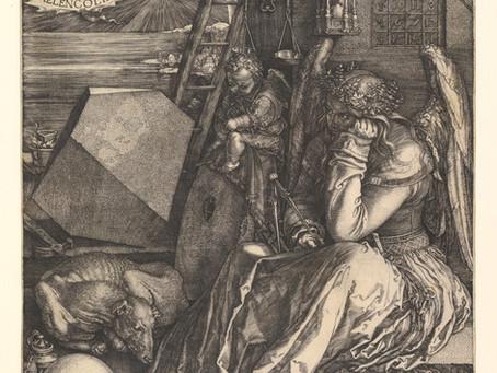 "Albrecht Dürer's Melencolia: The ""Gateway to Heaven"""