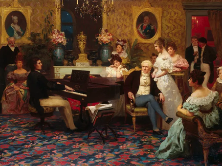 Chopin et ses représentations : La danse dans la tristesse