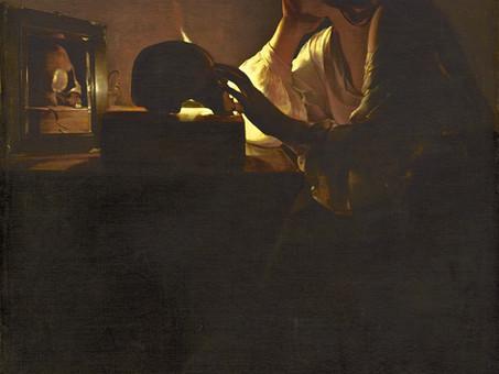 """""""Le rêveur de chandelle"""", par Gaston Bachelard"""