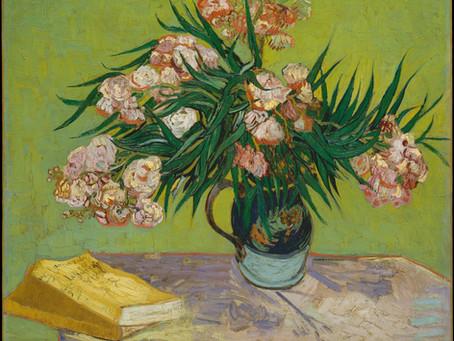 Van Gogh lecteur d'Émile Zola