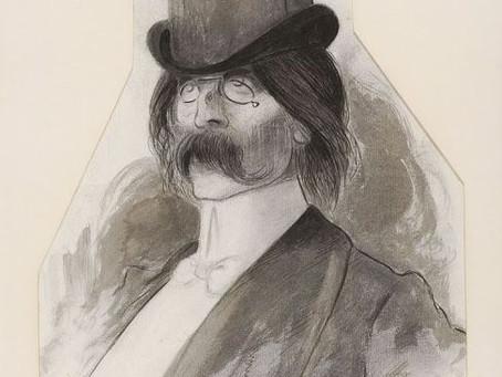 """[Poème] """"Chanson"""", Jules Barbey d'Aurevilly"""