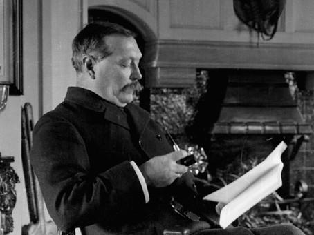 """""""Through the Magic Door"""", by Arthur Conan Doyle"""