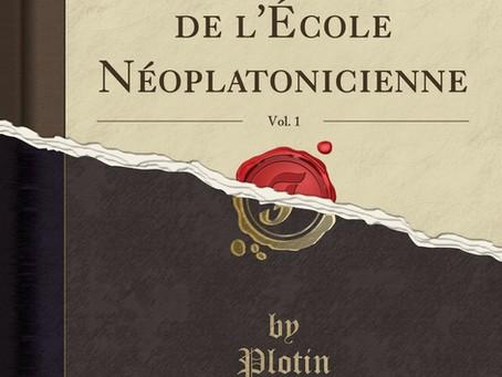 """""""Du Beau"""", par Plotin"""