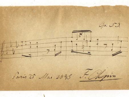 Eugène Delacroix à propos de Frédéric Chopin