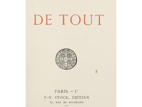 """""""Le Buffet des Gares"""", par J.-K. Huysmans"""