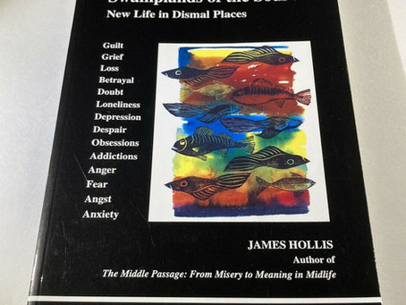 "James Hollis : The experience of ""desuetude"""