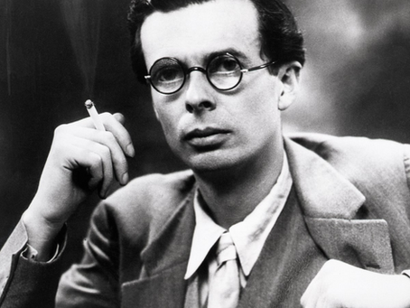 """Aldous Huxley : """"Time and the Machine"""""""