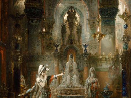 La Salomé de Gustave Moreau, par J.K. Huysmans