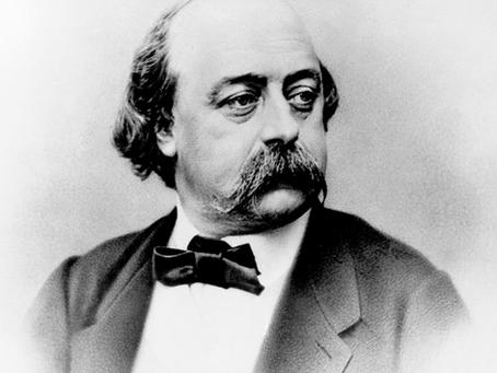 Gustave Flaubert, L'Ours Blanc (Julian Barnes)