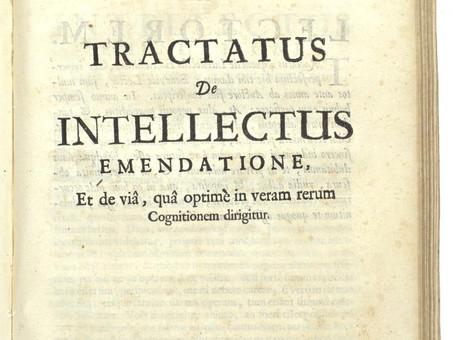Spinoza: Traité de la réforme de l'entendement