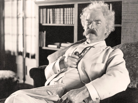 """""""Cette maudite race humaine"""", par Mark Twain"""