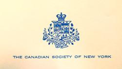 Canadian Society of New York