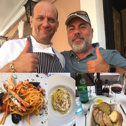 Food Tasting in Italy