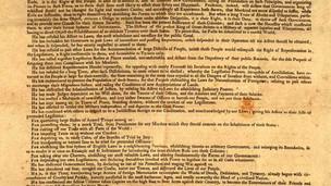 Декларация независимости США (1776)