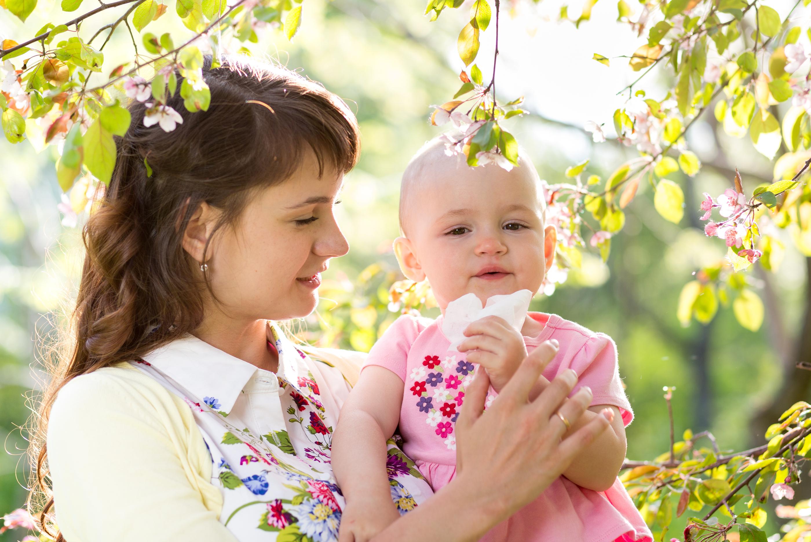infant childhood allergies