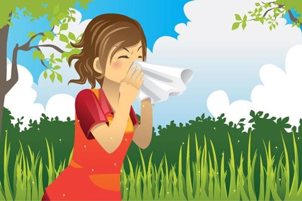 Seasonal Allergies and Hay Fever