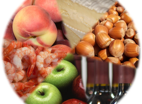 What are the Most Common Food Allergies?