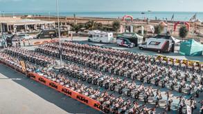 Bibione e le sue gare d'autunno: Trofei KTM, Husqvarna, Gas Gas e Triveneto, oltre alla Night Race