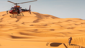Marocco: vittoria di Paolo Lucci nella Rally2.  Brutta giornata per KTM e Joan Barreda