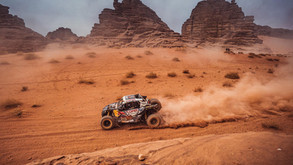 SOUTH RACING CAN-AM TEAM'S FRANCISCO LOPEZ WINS SSV T4 CATEGORY IN DAKAR RALLY