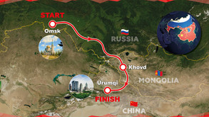 Silk Way Rally edizione 2021