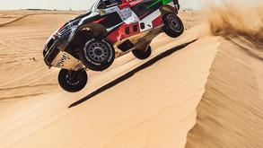 OVERDRIVE RACING'S YAZEED AL-RAJHI CRUISES TO COMFORTABLE WIN IN DUBAI INTERNATIONAL BAJA