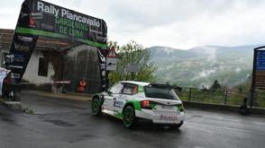 34° Rally Piancavallo, vittoria dello sloveno Avbelj