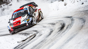 The FIA World Rally Championship journeys to the Arctic Circle for the first time this week.