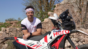 HERO MOTOSPORTS TEAM RALLY GEARS-UP FOR THE SEASON. ROPES IN ARGENTINE FRANCO CAIMI AS ITS 4. RIDERS