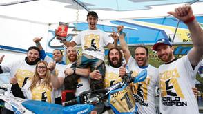 Holcombe campione del mondo Enduro GP 2020. Ad Andrea Verona il mondiale E1
