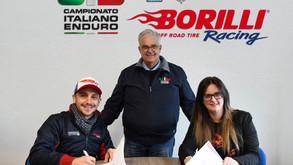 Borilli Racing è il nuovo Title Sponsor dei Campionati Italiani di Enduro 2021