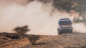 Dakar 2021: Dmitry Sotnikov set a personal record in stage victories