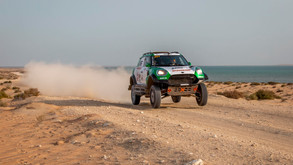 YASIR SEAIDAN EASES TO VICTORY IN SHARQIYAH INTERNATIONAL BAJA TOYOTA