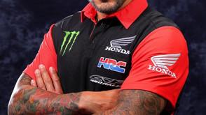 E come volevasi dimostrare...Quintanilla entra nelle fila del Monster Energy Honda Team