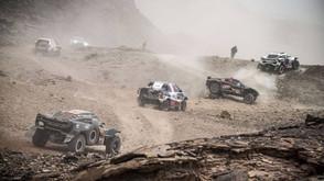 Cambiamenti nel regolamento FIA T1 e T3 a partire dalla Dakar2022