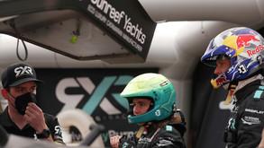 Kristoffersson e Loeb i più veloci nella prima qualifica di Extreme E. A mezzogiorno la 2. qualifica
