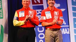 Luc Alphand directeur sportif du Silk Way Rally
