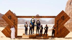 Kristoffersson/Taylor i vincitori con la Rosberg X Racing della prima prova 2021 Extreme E