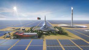 DUBAI TO SET WORLD MOTOR SPORT MILESTONE WITH RALLY RUN ON SOLAR POWER