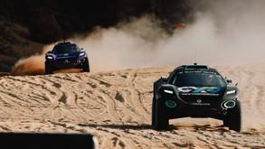 Sfida fra team manager: le vetture di Rosberg, Hamilton e Andretti in finale nella Extreme E